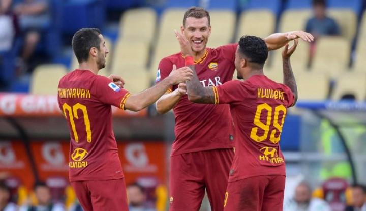 main apik di laga debut, dzeko harap mkhitaryan bisa...