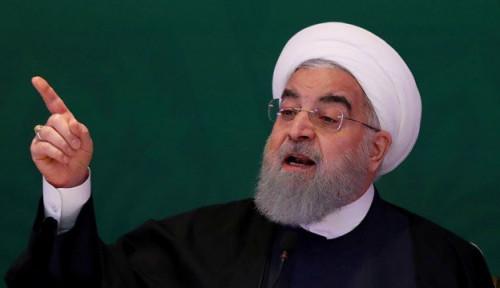 Foto 19 Orang Tewas tapi Rouhani Tak Berencana Karantina Iran, Apa Tujuannya?