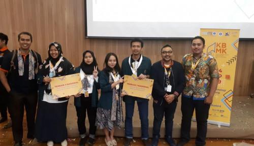 Foto Deretan Jawara Kompetisi Bisnis Manajemen dan Keuangan SBM ITB