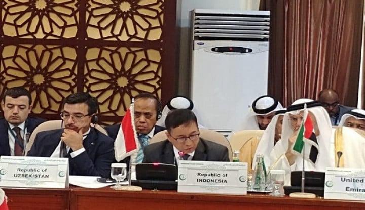 indonesia: janji netanyahu tak indahkan hukum internasional