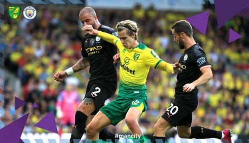 Foto Man City Kalah dari Norwich, Legenda Liverpool Beberkan Hal Ini
