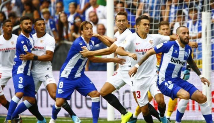 Hasil Lengkap Pertandingan Liga Spanyol Malam Dinihari, Minggu 29 September - Warta Ekonomi