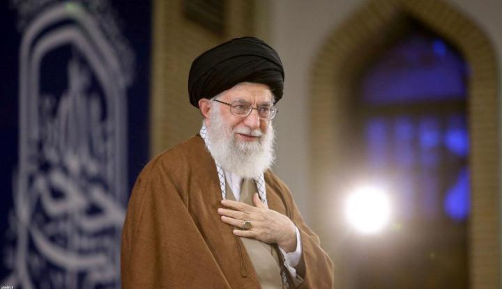 Pesan Khamenei buat AS: Kalian Selalu Ciptakan Ketidakamanan