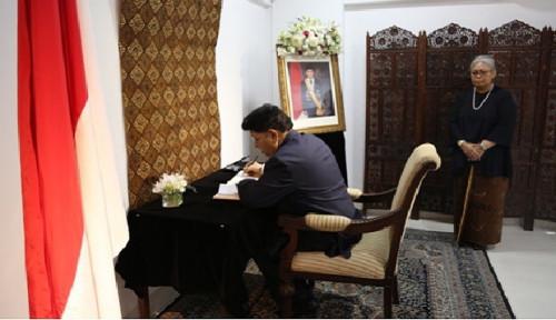 Foto Bangladesh Sampaikan Belasungkawa: BJ Habibie Negarawan Visioner