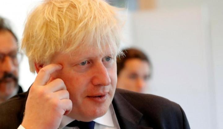 Boris Johnson Tetapkan Sistem Peringatan Terbaru Pandemi Corona