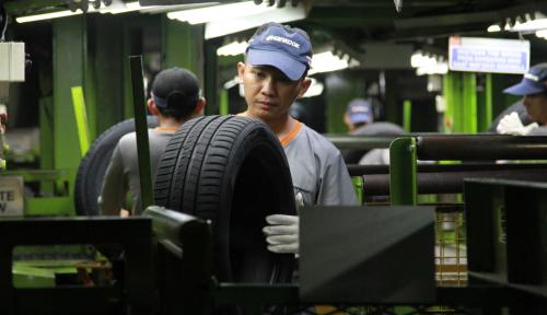 Foto Penjualan Ban SUV Melejit, Produsen Korsel Ini Ungkap Rencana Bisnisnya di Indonesia