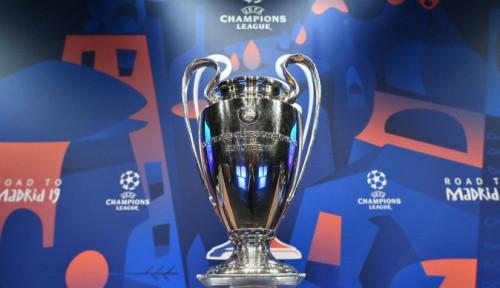 Gegara Virus Corona, Seluruh Pertandingan Liga Champions Ditunda