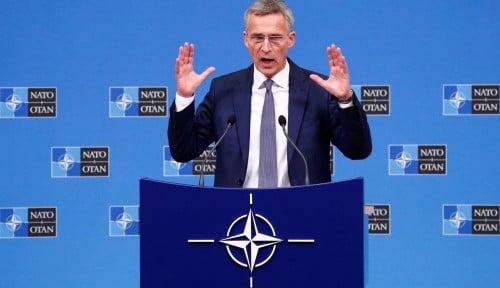 Foto NATO Terus Pantau Situasi Timur Tengah Pascaserangan Kilang Minyak Saudi