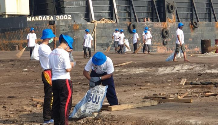 KCN Dukung Program Gerakan Bersih Laut dan Pantai Milik Pemerintah - Warta Ekonomi