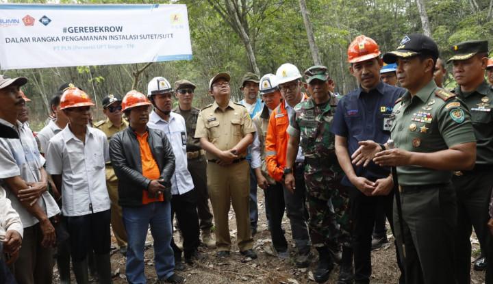 Gandeng TNI, Begini Cara PLN Tingkatkan Keandalan Listrik di Bogor - Warta Ekonomi