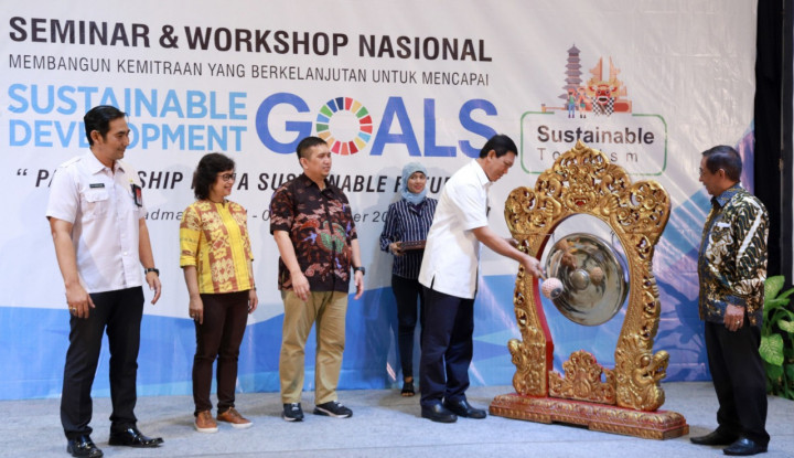 PTTEP Soroti Sustainable Resources Dan Tourism di Bali - Warta Ekonomi