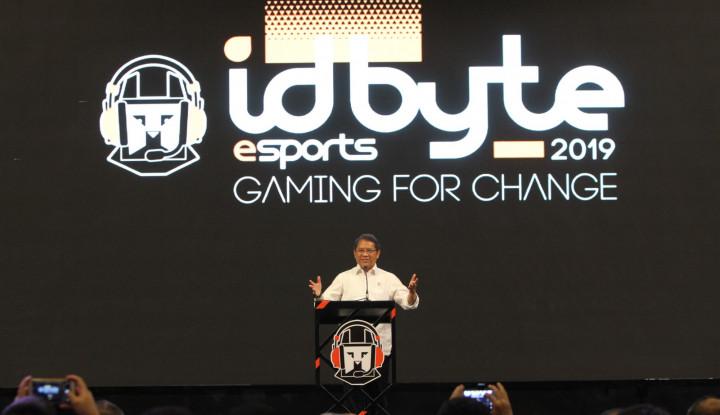 Resmi Dibuka Rudiantara, IdByte 2019 Dukung Babak Baru Industri E-Sports di Indonesia - Warta Ekonomi