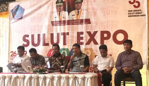 Foto Peringati HUT Ke-55, Pemprov Sulut Kembali Hadirkan Sulut Expo