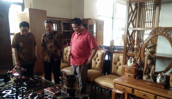 Membawa Industri Mebel dan Kerajinan Indonesia ke Standar Global - Warta Ekonomi