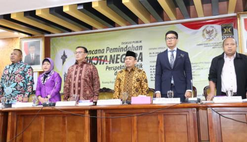 Foto Gelar Diskusi Publik Pindah Ibukota Negara, Fraksi PKS Ajak Publik Bersikap Kritis