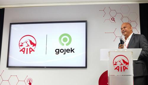 Genjot Literasi, AIA Pasarkan Asuransi Murah ke Pengguna Gojek