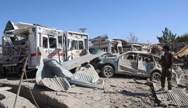Lebih dari Seribu Warga Afghanistan Jadi Korban Tewas dalam 3 Bulan - Warta Ekonomi