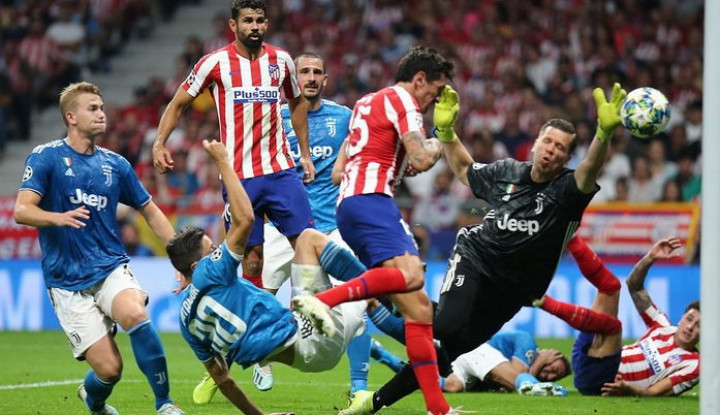 Produksi Gol Atletico Madrid Menurun, Efek Kehilangan Griezmann? - Warta Ekonomi