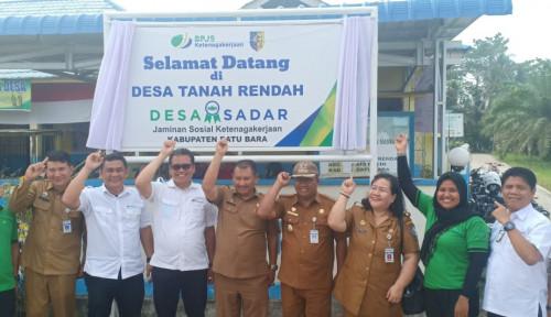 Foto Pemkab Batubara Sumut Dukung Program BPJS Ketenagakerjaan