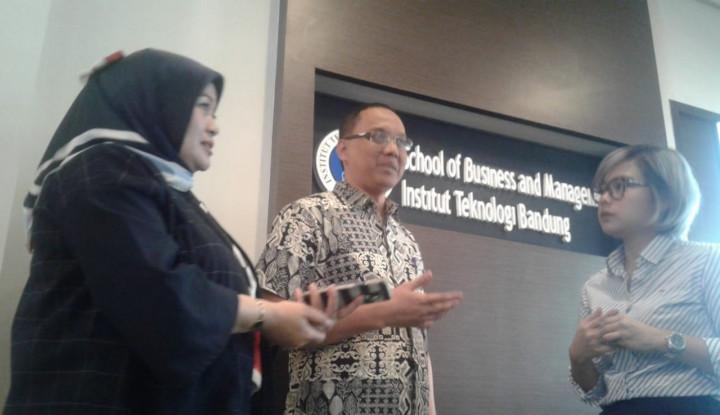 Sekolah Bisnis Manajemen ITB Targetkan Raih Akreditasi Internasional AACSB - Warta Ekonomi
