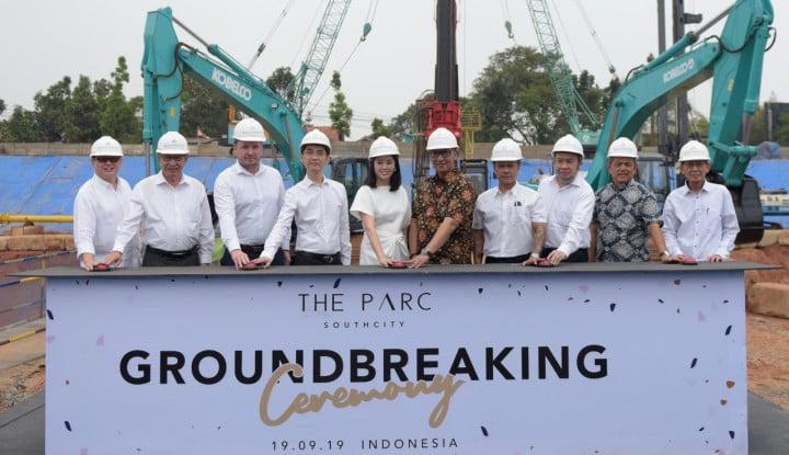 Sasar Milenial, Apartemen The Parc South City Mulai Dibangun - Warta Ekonomi
