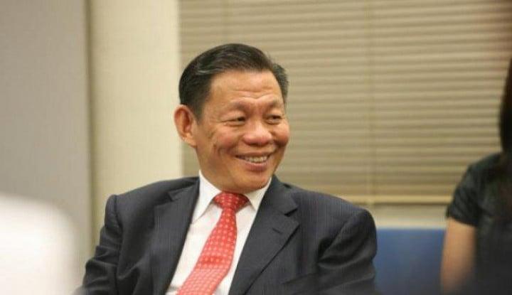 Kerajaan Bisnis Sukanto Tanoto, Si Crazy Rich Medan Penguasa Lahan Ibu Kota Baru - Warta Ekonomi