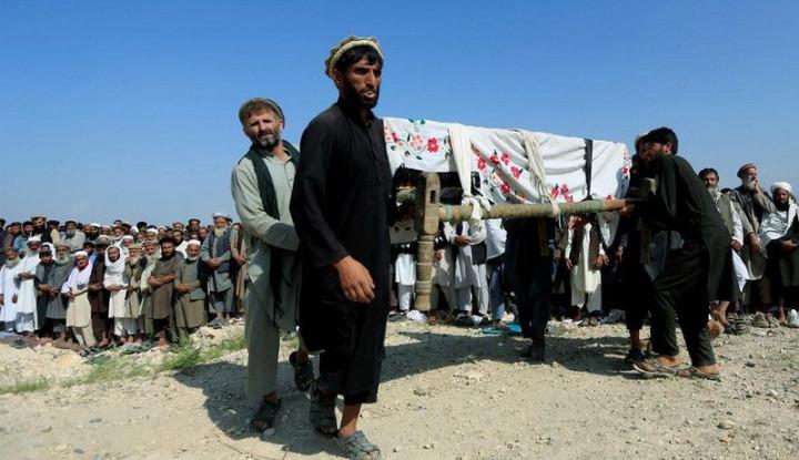 Drone AS Serang Markas ISIS di Afghanistan, 30 Warga Sipil Tewas - Warta Ekonomi