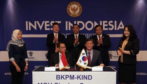 Foto Kerja Sama dengan BKPM, KIND Jajaki 15 Proyek di Indonesia