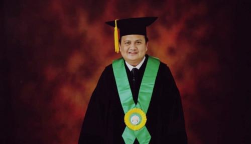 Foto Calon Rektor UI Klaim Punya Obat Jitu Basmi Intoleransi