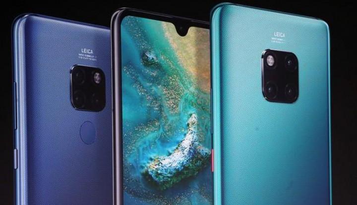 Di Bawah Tekanan Amerika, Penjualan HP China Ini Masih Kalahkan iPhone! Berkat . . . . - Warta Ekonomi