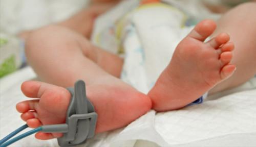 Foto Miris! Ibu di China Jual Bayi Kembarnya Seharga Rp128 juta untuk Beli Ponsel dan Bayar Hutang