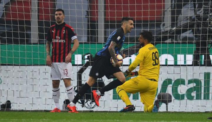 Kesiapan Inter Milan Derby Della Madonnina: Pelampiasan Hasil Buruk - Warta Ekonomi