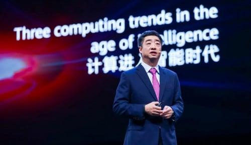 Foto Raksasa China Bidik Pasar Komputasi Statistik Berbasis AI