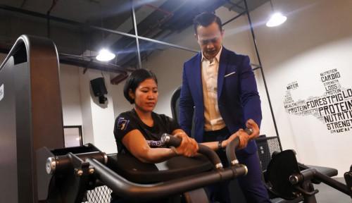 Foto Strongest Fitness Siap Rebut Bisnis Pusat Kebugaran, Ini Bocoran Strateginya