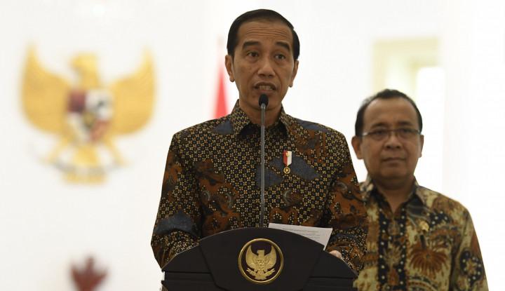 Bahaya Pak Jokowi, Bisa Jatuh Wibawa Bapak - Warta Ekonomi
