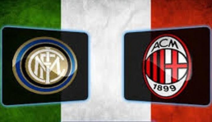 Milan Vs Inter Milan, Susunan Pemain Derby Della Madoninna! - Warta Ekonomi