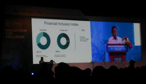 Foto Wow! Menteri Darmin: Fintech Jadi Pekerjaan Masa Depan