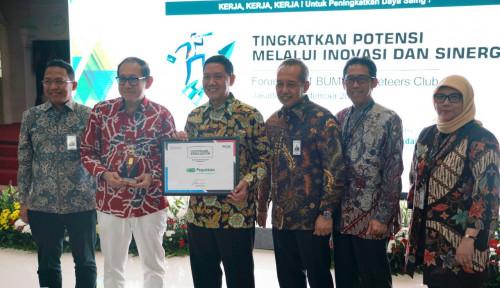 Foto Genjot Capaian Kinerja, Pegadaian Tingkatkan Potensi Sinergi dengan BUMN Cs!