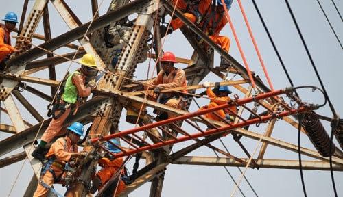 Foto Hingga Akhir Jabatan Jokowi, Nilai Investasi Listrik Optimis Tembus US$39 Miliar