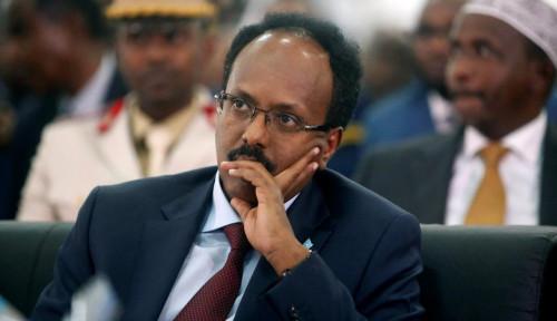 Bunyi Senjata Api Pecah di Dekat Kompleks Istana Presiden Somalia