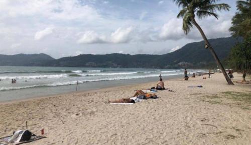 Foto Meluas, Tempat Wisata di Phuket Thailand Diselimuti Kabut Asap
