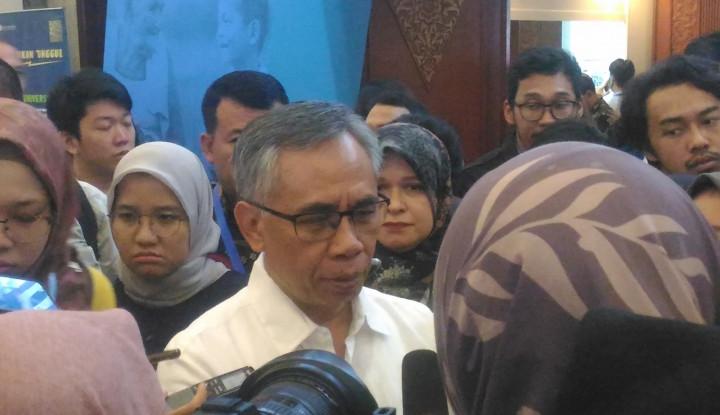 Ke Istana, Ternyata Ini Pembahasan Jokowi dengan Ketua OJK - Warta Ekonomi