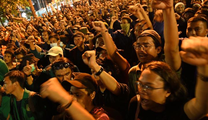 Beredar Seruan Demo Besar-besaran, Tuntutannya Jokowi Mundur, Polisi Buka Suara - Warta Ekonomi