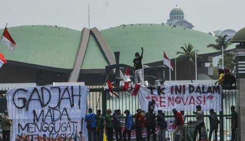 Masyarakat Yakin Demo Mahasiswa Bukan Untuk Gagalkan Pelantikan