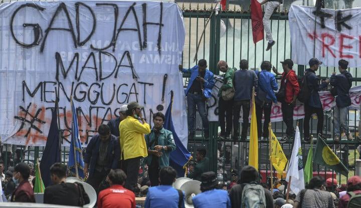 Pimpinan MPR Malah Usul Mahasiswa Demo Usai Pelantikan Presiden - Warta Ekonomi