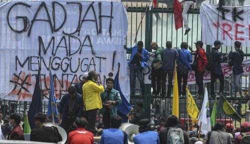 Foto Pimpinan MPR Malah Usul Mahasiswa Demo Usai Pelantikan Presiden