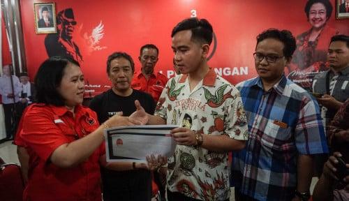 Foto Anak Jokowi Maju Pilkada, Dinasti Politik Gak Dilarang?