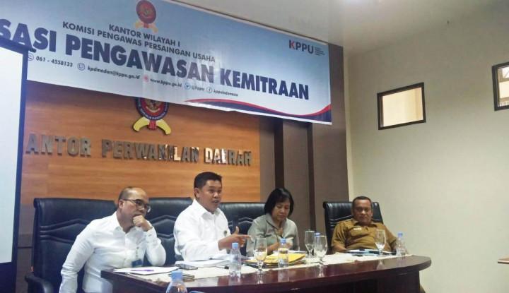 Optimalisasi Pengawasan Kemitraan Usaha Peternakan, Kanwil I KPPU Lakukan Ini....
