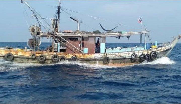 Pemerintah Gak Tegas Usir Nelayan China di Natuna - Warta Ekonomi