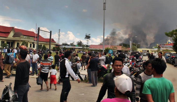 32 Tewas, Polisi Tetapkan 3 Tersangka Rusuh Wamena - Warta Ekonomi